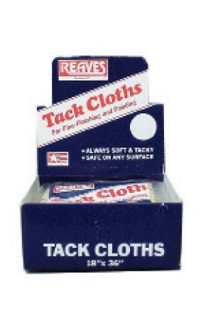 Tack Cloths - 24 Per Box