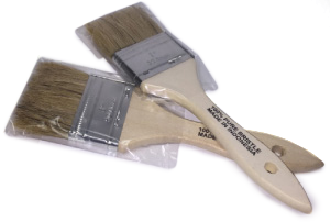 Throw Away Glue Brushes (24) - Chip Brush - 2 - Sold by the case