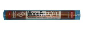 Wood Epoxy Putty - Single 7 Black Stick
