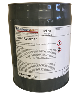 Super Retarder - 5/Gallon