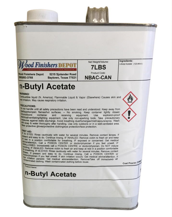 N-Butyl Acetate - Gallon