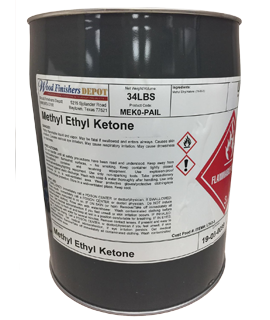 Methyl Ethyl Ketone - 5/Gallon