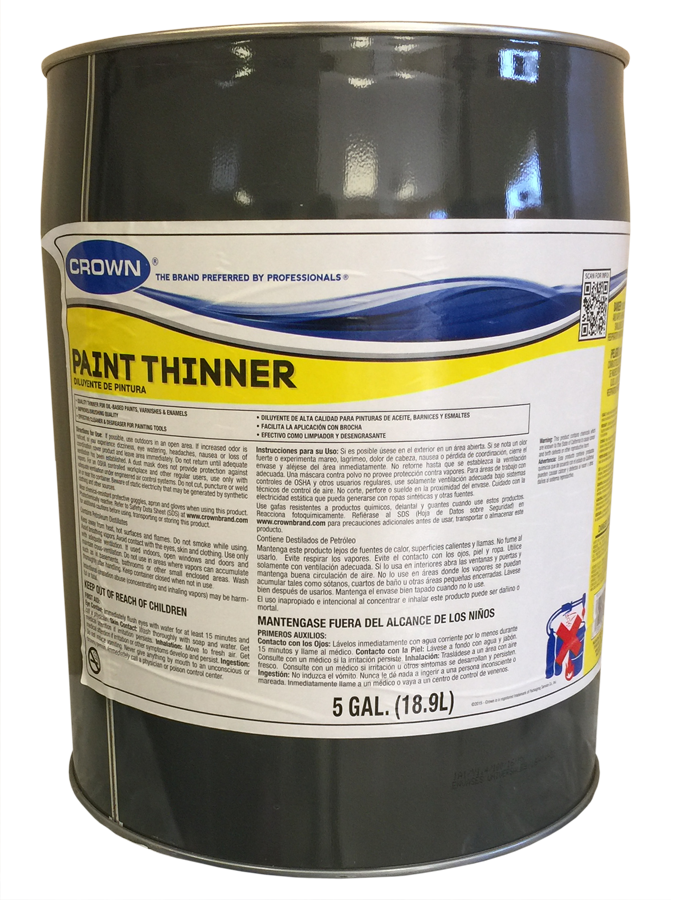 Paint Thinner - 5/Gallon