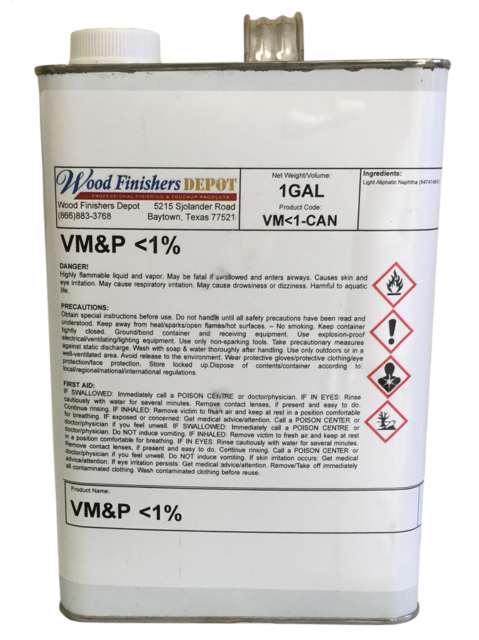 VM&P Naptha - 5/Gallon