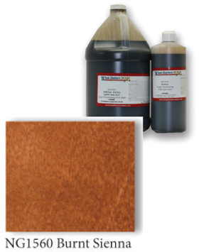 NGR Stain - Burnt Sienna - Quarts