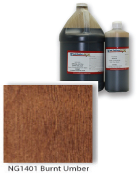 NGR Stain - Burnt Umber - Gallon