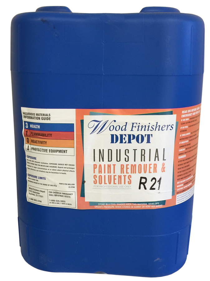 Semi-Paste Remover - 5/Gallon