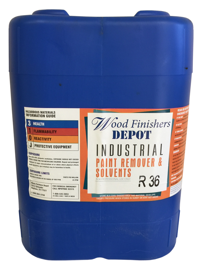 Liquid Paint & Varnish Remov - 5/Gallon