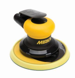 5'Pnuematic Finishing Sander - W/ Vinyl Pad