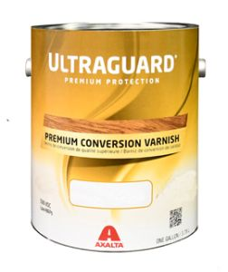 ULTRAGUARD White Conversion Varnish - Soft Gloss - 1 Gallon